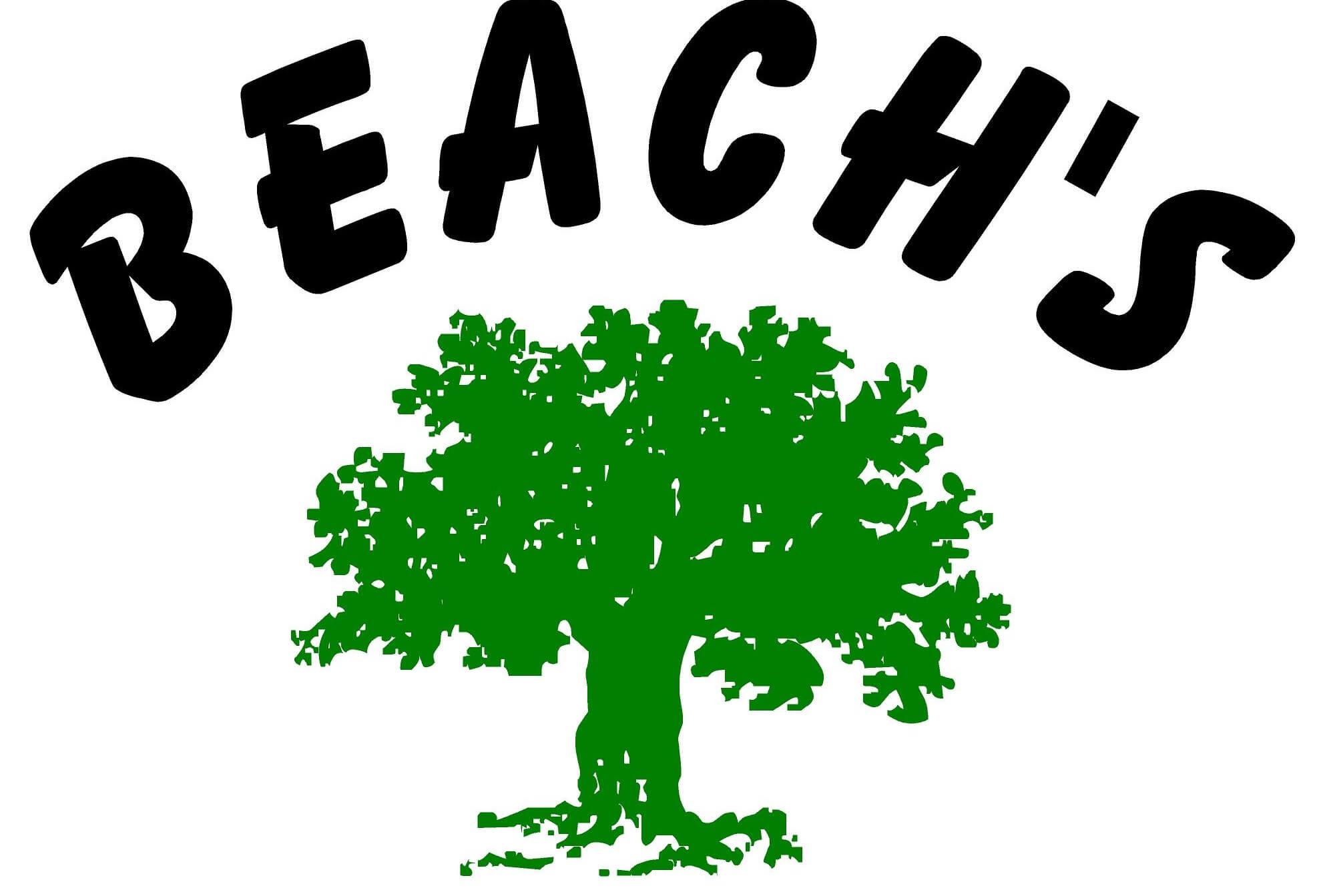 Beach's Trees
